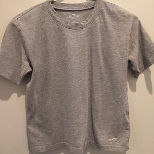 Gray Hollister T-Shirt